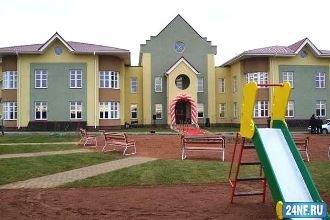 Более 160 детских садов будет построено в Подмосковье к 2016 году