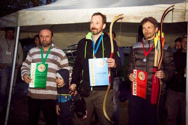 В Наро-Фоминске прошли соревнования по стрельбе из лука