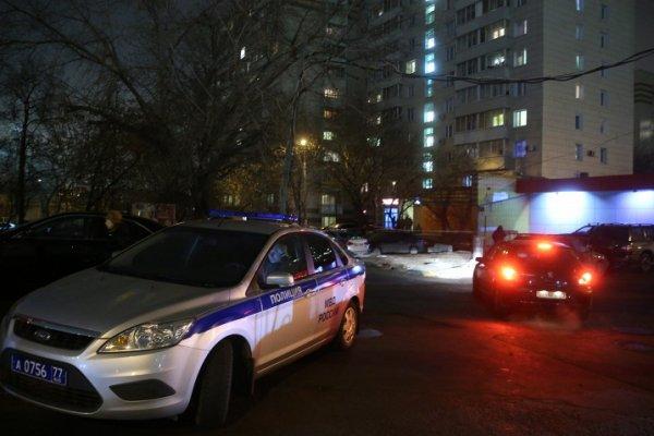 На Юге Москвы произошло убийство