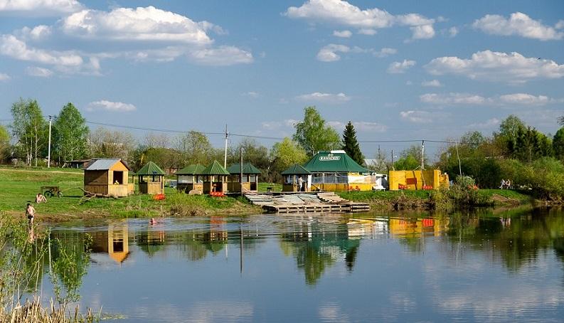 лодочная станция в наро-фоминске на шибанкова