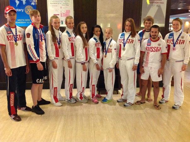 Спортсменка из Наро-Фоминска завоевала золотую медаль на Первенстве Мира по Тайскому Боксу