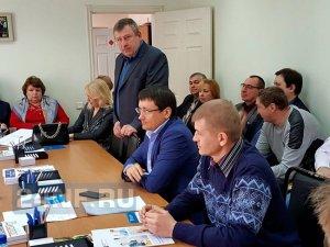 Заседание Совета Торгово-промышленной палаты Наро-Фоминского района