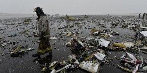 """Журналисты реконструировали последние минуты в кабине пилота разбившегося """"Боинга"""""""