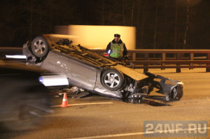 На Киевском шоссе произошло смертельное ДТП