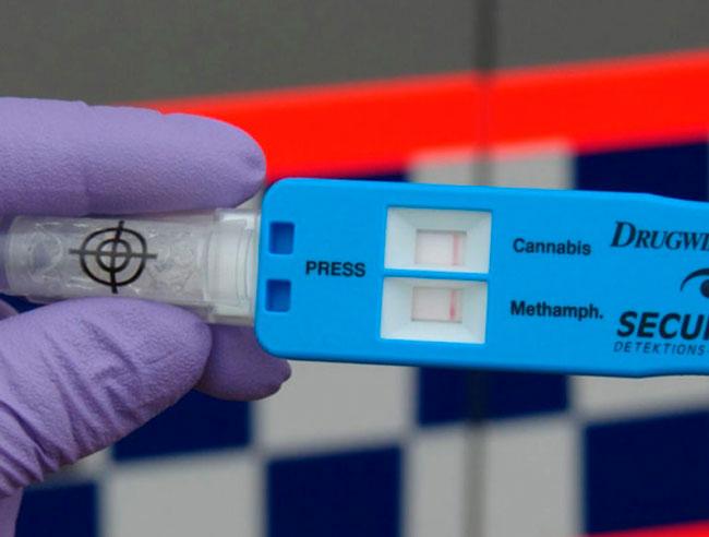 Наро-Фоминским школьникам с сегодняшнего дня необходимо регулярно тестироваться на употребление наркотиков