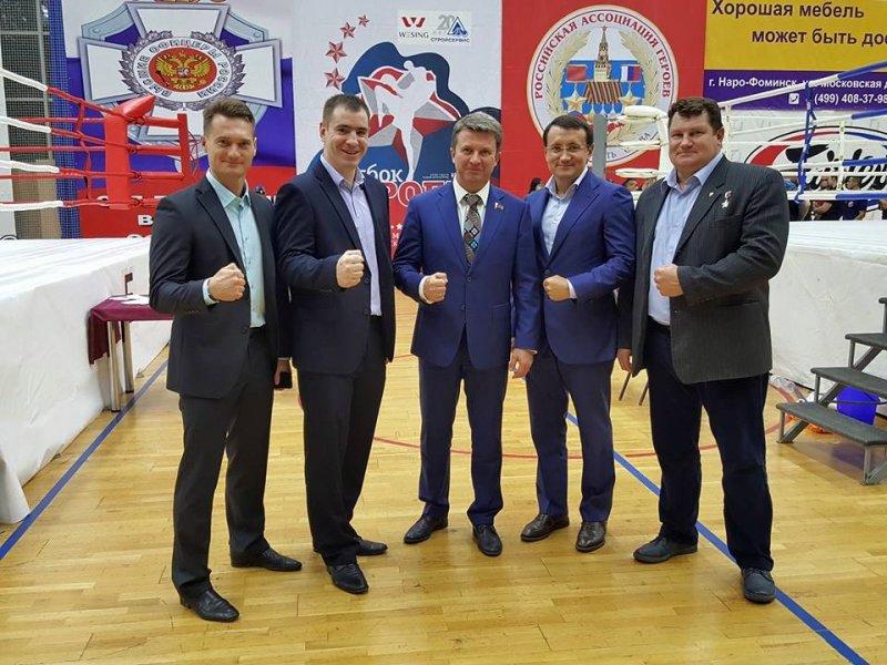 7 октября  состоялось торжественное открытие Всероссийского турнира по тайскому боксу