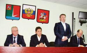 В Селятино Совет депутатов выступил с инициативой объединения и создания городского  округа Наро-Фоминск