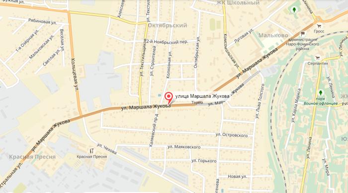 Жители Наро-Фоминска жалуются на отсутствие тепла в квартирах по улице Маршала Жукова
