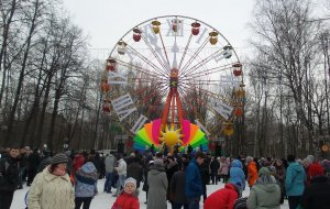 Масленица в Химках 18 февраля пройдёт в парке культуры и отдыха имени Л.Н. Толстого