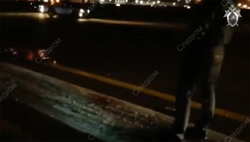 Появились подробности гибели мужчины в Шереметьево. Видео с места происшествия