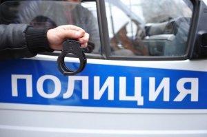 Полицейские в Наро-Фоминске задержали подозреваемого в совершении угона автомобиля