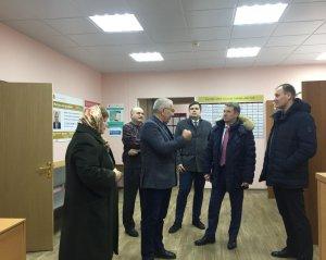 Олег Рожнов проинспектировал учреждения здравоохранения Наро-Фоминского городского округа
