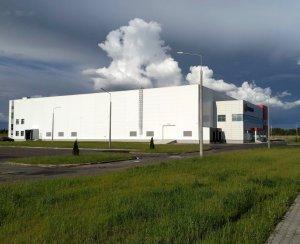 В Наро-Фоминском городском округе завершилось строительство завода «Экстех»