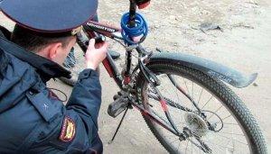 В Наро-Фоминском г.о. полицейские задержали подозреваемого в совершении кражи велосипеда