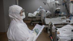 Врач больницы в Наро‑Фоминске рассказал о большом числе тяжёлых пациентов