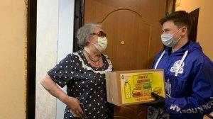 Волонтёрскую помощь получили более 24 тыс жителей Подмосковья