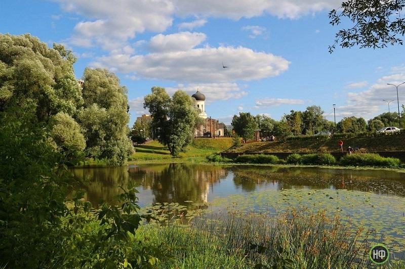 Переменная облачность до +26 градусов ожидается сегодня в Наро-Фоминске