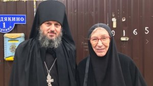 Известная актриса Екатерина Васильева проживает в монастыре недалеко от Наро-Фоминска